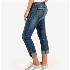 Kut from the Kloth Catherine Distressed Jeans